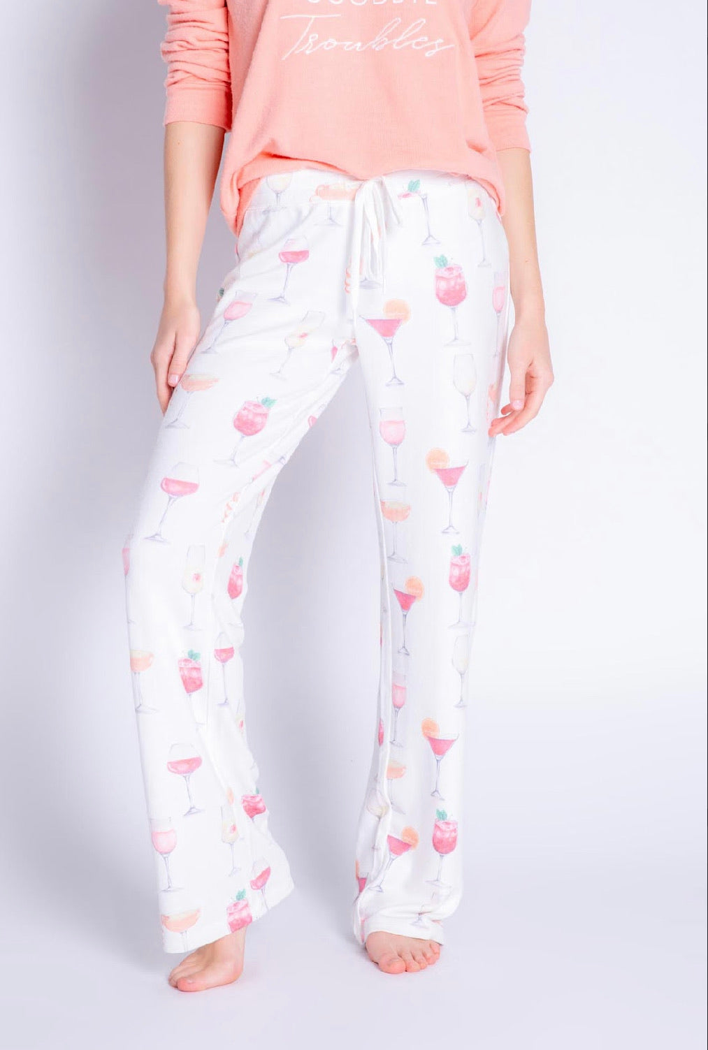 Sunset Spritzers Cocktail Pant