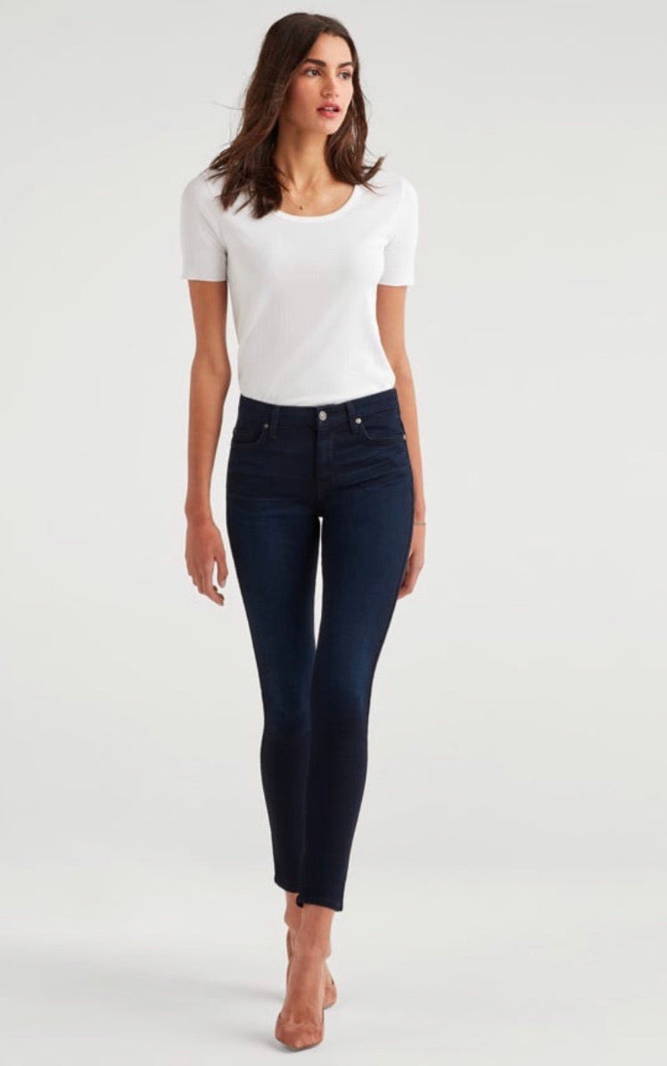 B(air) high waisted skinny denim