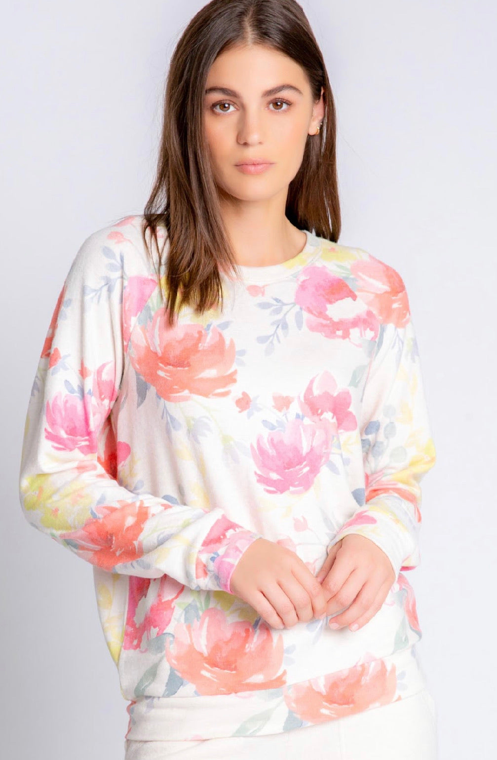 Happy blooms Top
