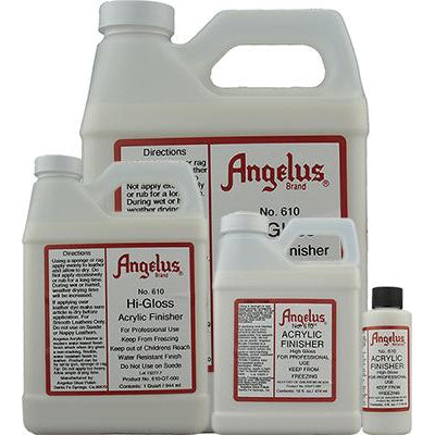 Angelus Satin Acrylic Finisher