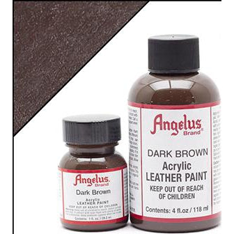 Angelus Acrylic Leather Paint - 4 oz.