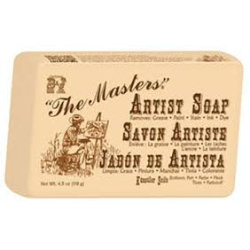 "Original B & J ""The Masters"" Artist Hand Soap"