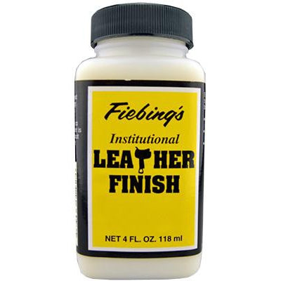 Fiebing's Institutional Leather Finish