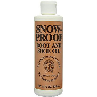 Fiebing's Snow Proof Boot and Shoe Oil
