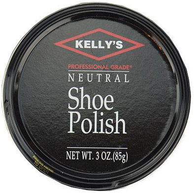 Kelly's Paste Wax Shoe Polish