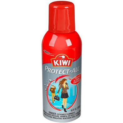 Kiwi Protect-All Leather and Fabric Protector