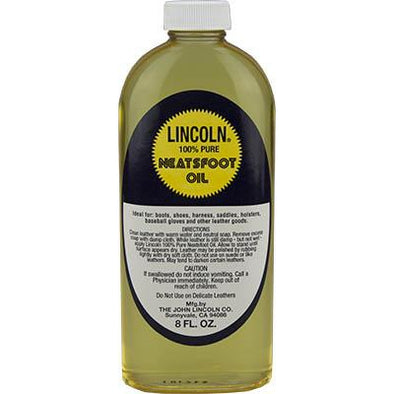 Lincoln 100% Pure Neatsfoot Oil