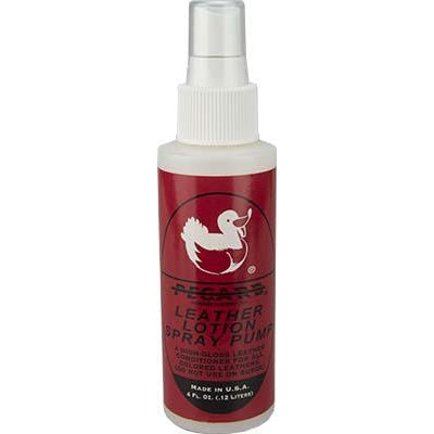 Pecard Leather Lotion Spray Pump