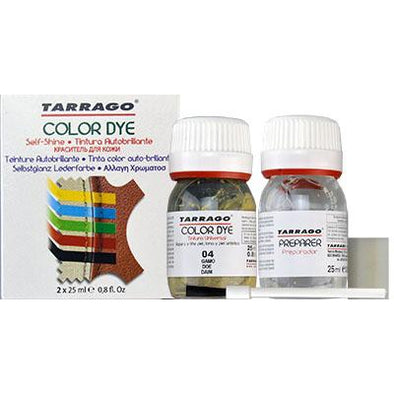 Tarrago Dye and Preparer Kit Metallic
