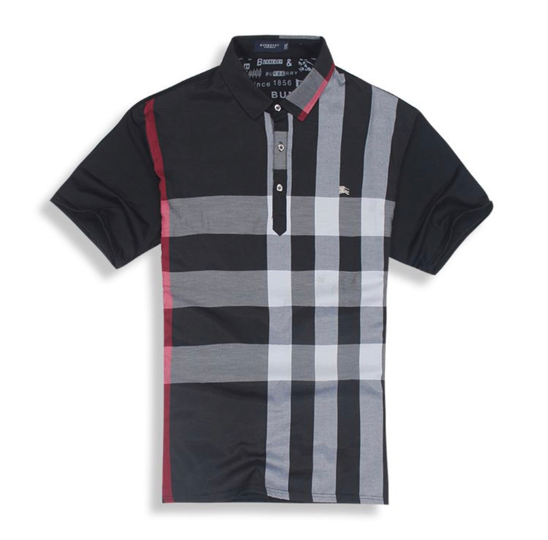 62b4ab566 Load image into Gallery viewer, BURBERRY MENS POLO SHIRT ...