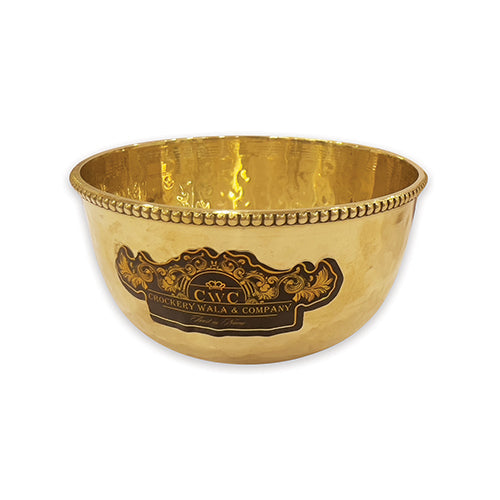 CROCKERY WALA AND COMPANY Jointless Pure Copper Water Dispenser (8.5 L)