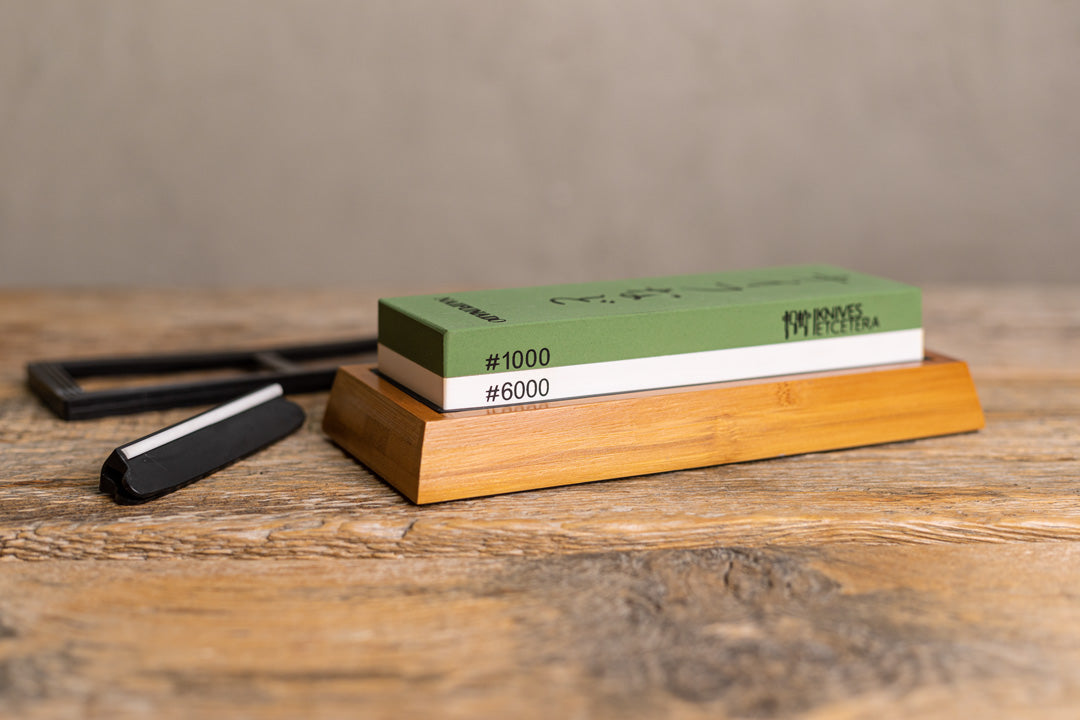 How to Sharpen a Knife with a Whetstone
