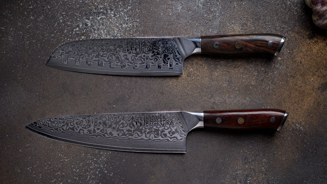 Santoku vs. Chef Knife - What You Need to Know