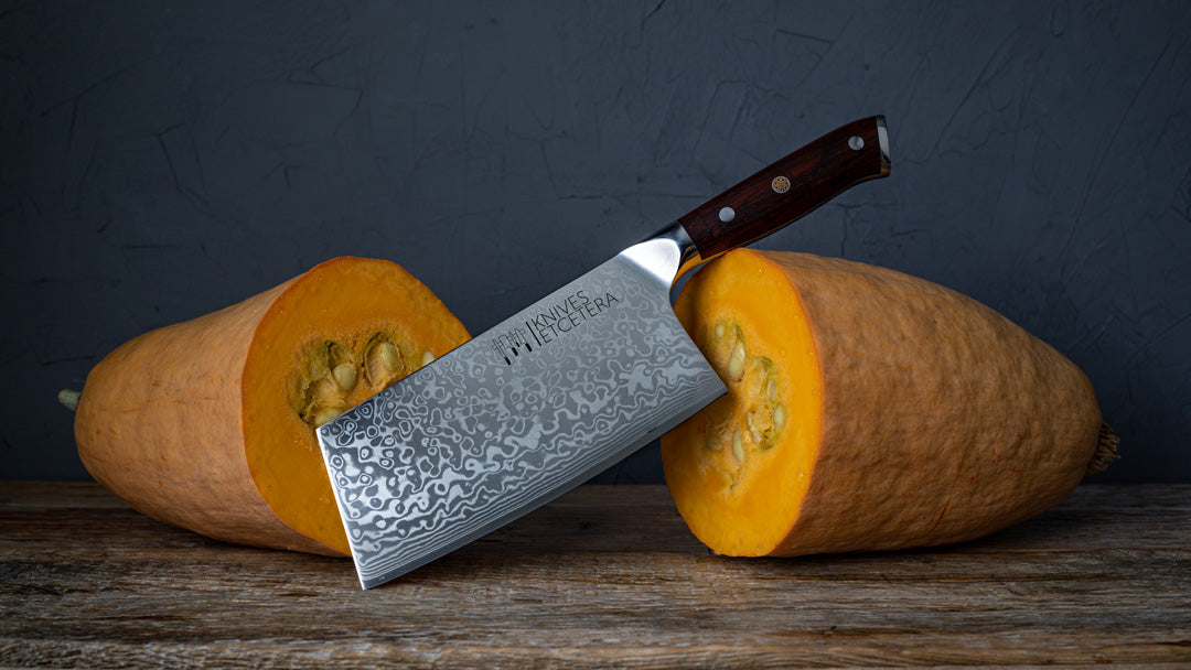 How to Use a Chinese Cleaver: Why the Asian Cleaver Makes Vegetable Cutting So Easy