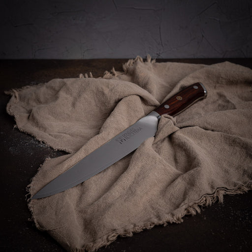 """8"""" Damascus Carving Knife 1"""