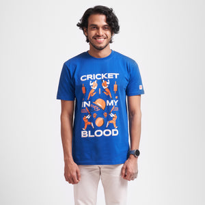 Cricket in my Blood