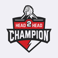 Load image into Gallery viewer, Head2Head Champion