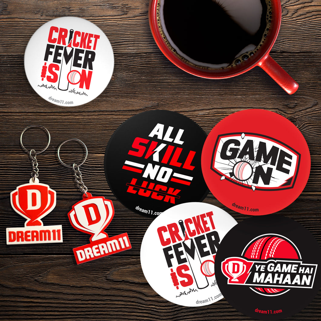 Dream11 Fan Pack