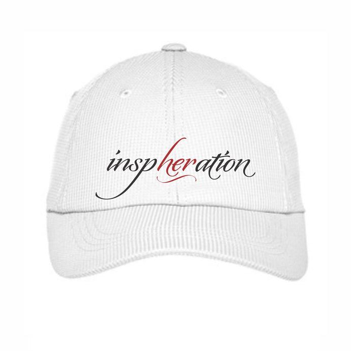 Women's inspHERation® Cool Mesh Adjustable Baseball Hat