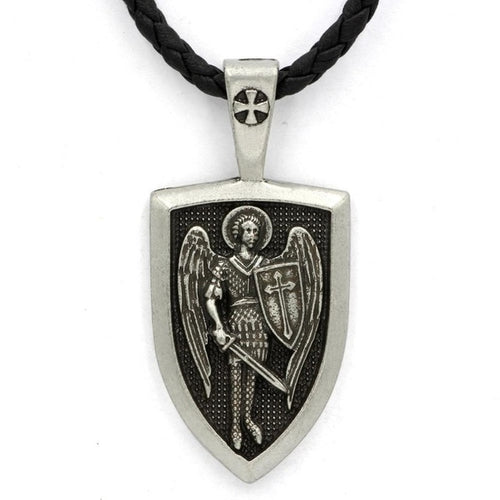 Archangel Saint Michael Necklace