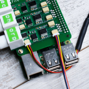 Sensor HAT for Raspberry Pi