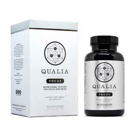Qualia Focus [Supplement]