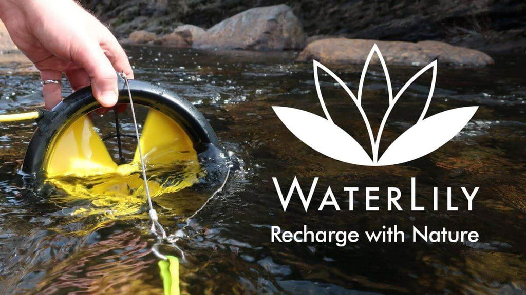 WaterLily Portable Turbine