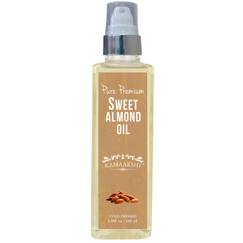 PURE PREMIUM COLD PRESSED ALMOND OIL