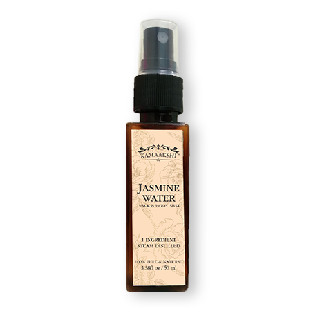 PURE JASMINE WATER , 50ML