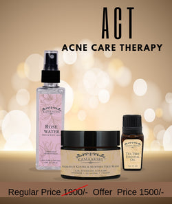 ACT- ACNE CARING THERAPY