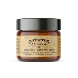 RHASSOUL CLAY DEEP HYDRATING FACE MASK 50 Grams