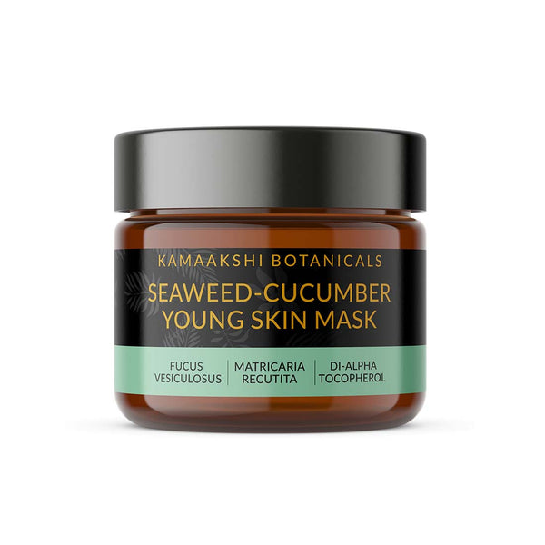 SEAWEED & CUCUMBER YOUNG SKIN FACE MASK 50 Grams
