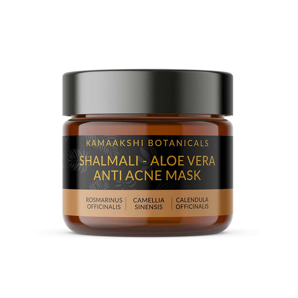 SHALMALI ANTI ACNE FACE MASK , 50 grams
