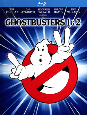 Ghostbusters 1 and 2 Bundle [HDX Vudu InstaWatch]