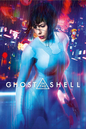 Ghost in the Shell [HDX Vudu]