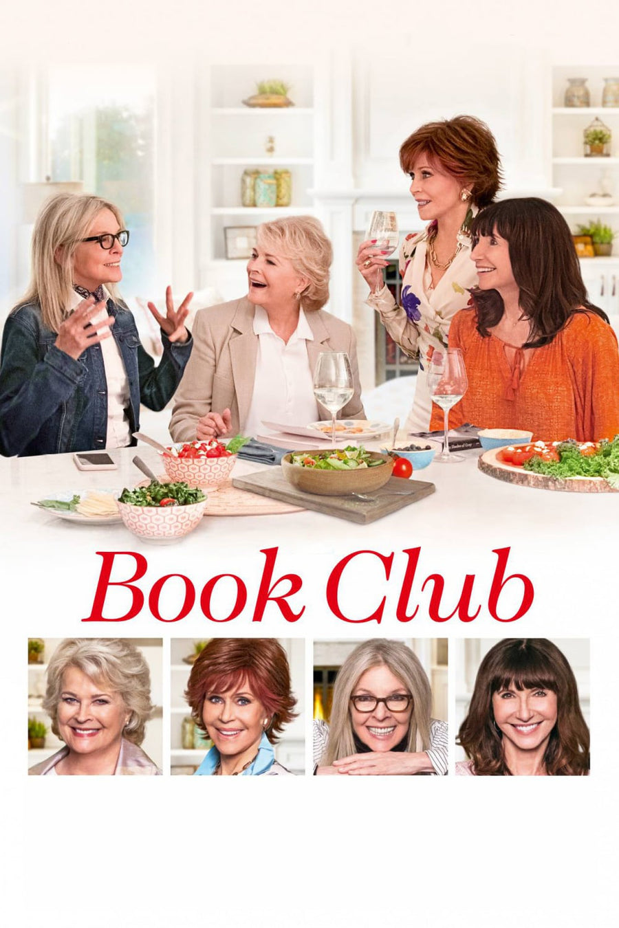 Bookclub [iTunes 4K] - PG-13
