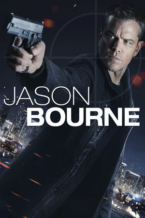 Jason Bourne [HD iTunes] - PG-13