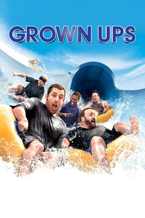Grown Ups [HDX Vudu InstaWatch]