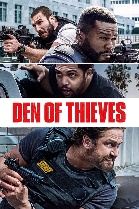 Den of Thieves [HD iTunes] - R