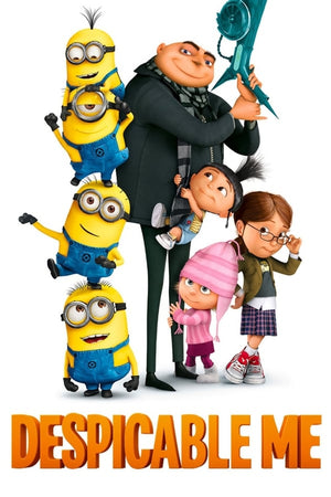 Despicable Me [HDX Vudu InstaWatch]