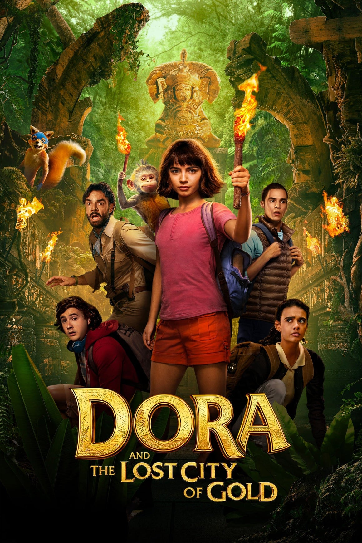 Dora and the Lost City of Gold [HDX Vudu InstaWatch]