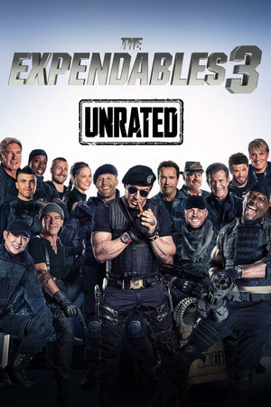 The Expendables 3 UNRATED [HDX Vudu]