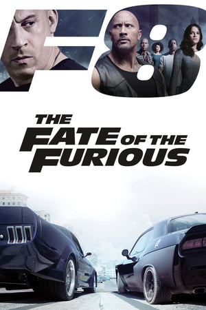 Fate of the Furious [HDX Vudu or HD iTunes via MA]