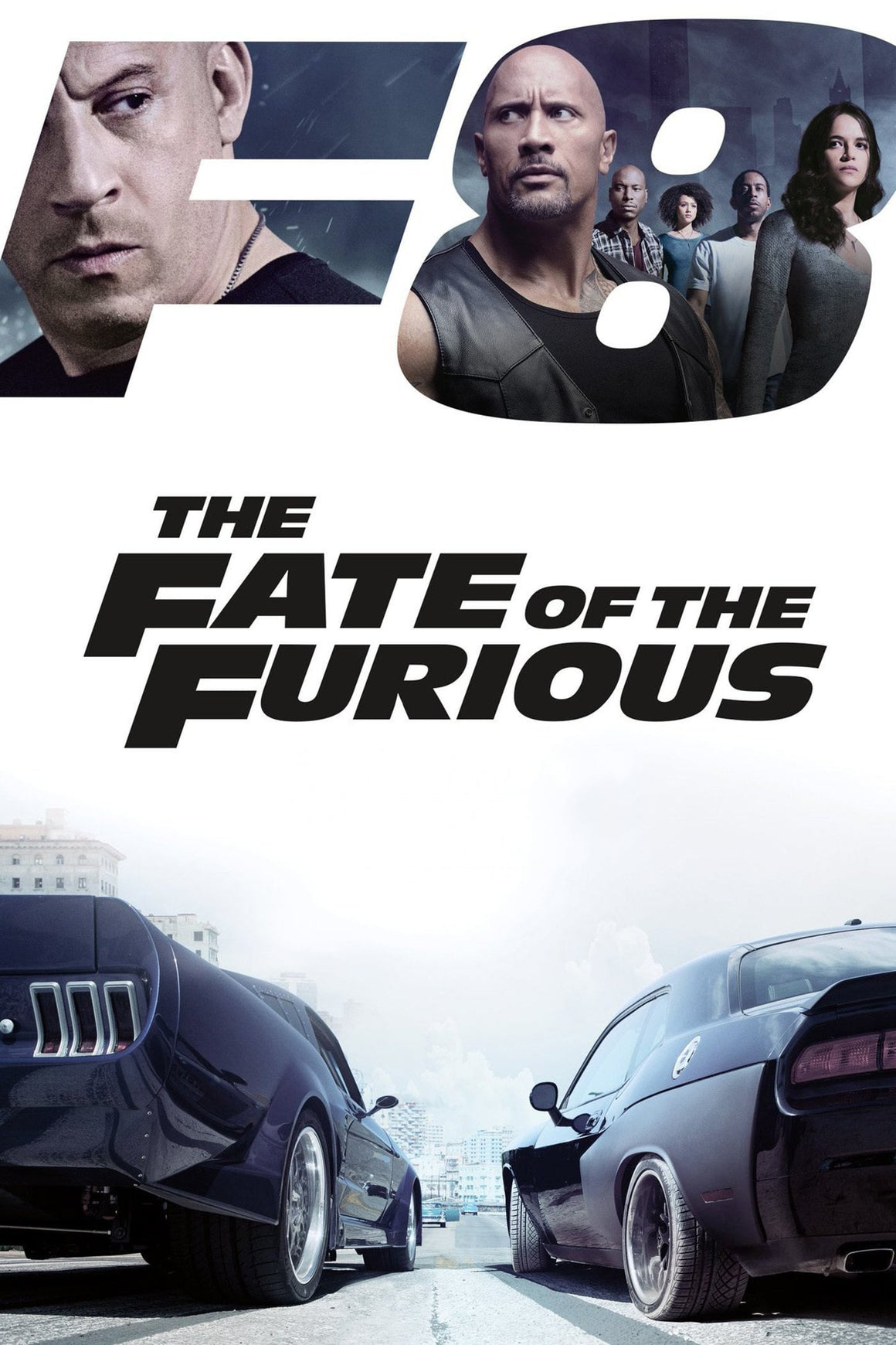 Fate of the Furious: Extended Directors Cut Edition [HDX Vudu or HD iTunes via MA]