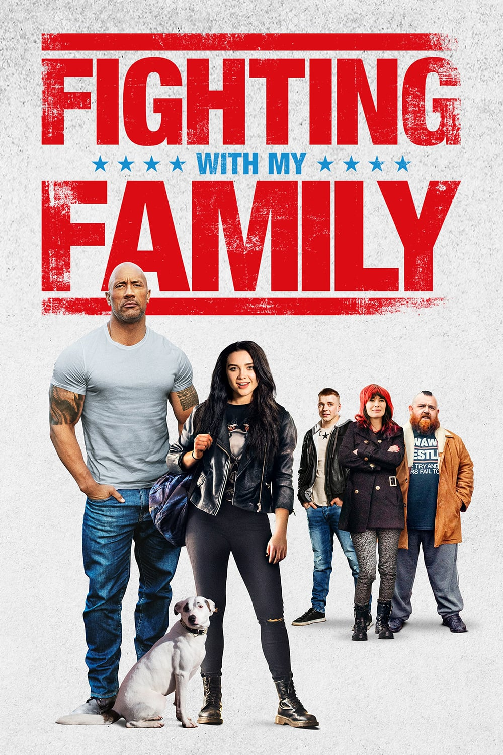 Fighting With My Family [HD iTunes] - PG-13