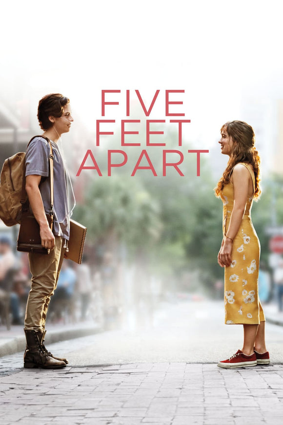 Five Feet Apart [HDX Vudu Only InstaWatch] VERY EARLY RELEASE - WATCH NOW