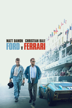 Ford v Ferrari [HDX Vudu or HD iTunes via MA]