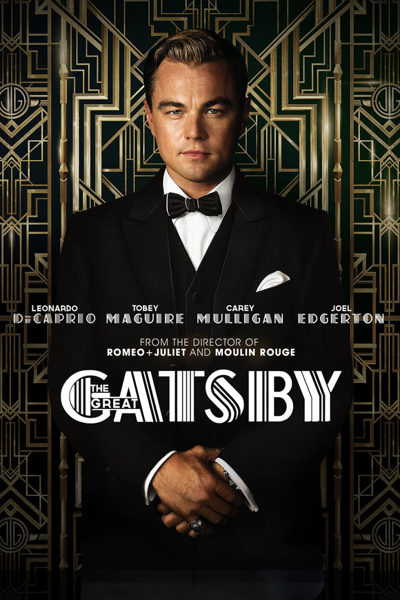 Great Gatsby [HDX Vudu or iTunes via Movies Anywhere] - PG-13