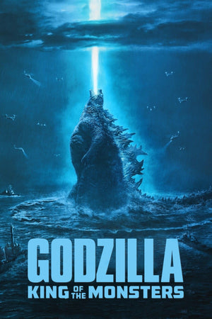 Godzilla: King of the Monsters [HDX Vudu InstaWatch]