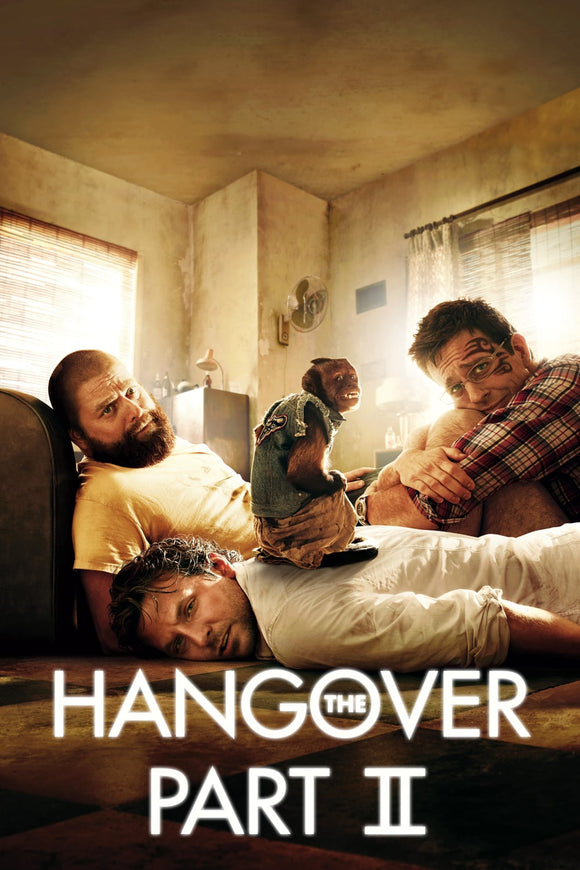 Hangover Part II [HDX Vudu or iTunes via Movies Anywhere] - R